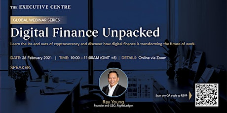 Webinar: Money Talks | Digital Finance  Unpacked tickets
