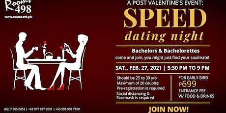 A Post Valentine's Event: SPEED DATING NIGHT tickets