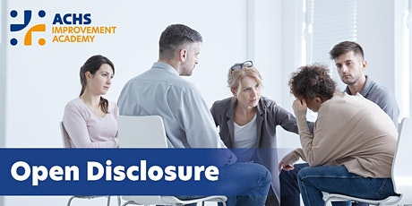 Open Disclosure (41116) tickets
