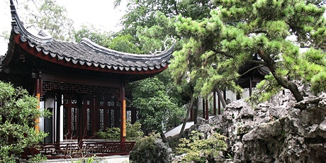 Chinese and Japanese Garden Design. One Day Workshop on 5 November 2021. tickets