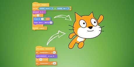 Kids Online Fun With Block Based Scratch Coding - By MIT 5 Days Camp tickets