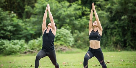 Vinyasa Yoga Flow | Yoga in the Park tickets