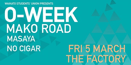 Mako Road | Oweek | Hamilton tickets