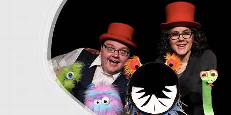 CactusHead Puppets Presents: Magnifcent Monster Circus tickets