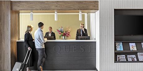 Quest Franchise Insight Seminar - Sydney (March 2021) tickets
