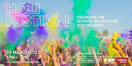 Holi Festival Eynesbury tickets