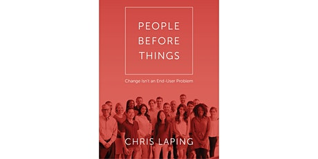 Author Series: People Before Things with Chris Laping tickets
