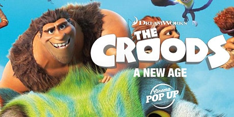 Cinema Pop Up - The Croods - Stawell tickets