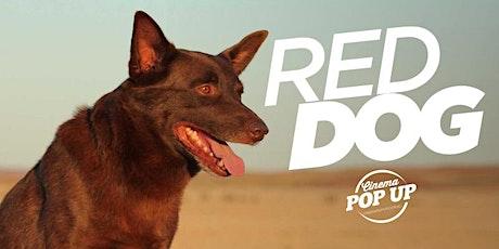 Cinema Pop Up - Red Dog - Stawell tickets