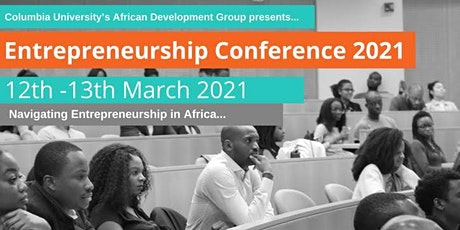 Columbia University's ADG Entrepreneurship Conference 2021 tickets