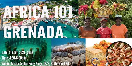 Africa 101 | Grenada tickets