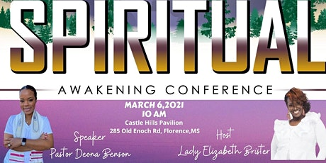 Spiritual Awakening  Women's Conference 2021 tickets