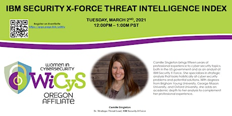 IBM Security X-Force Threat Intelligence Index tickets