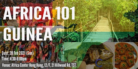 Africa 101 | Guinea tickets