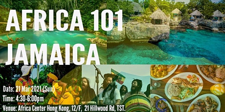 Africa 101 | Jamaica tickets