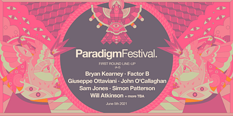 Paradigm Festival 2021 tickets