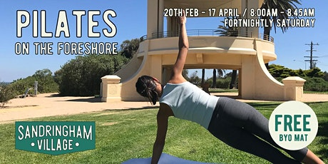 PILATES ON THE FORESHORE tickets