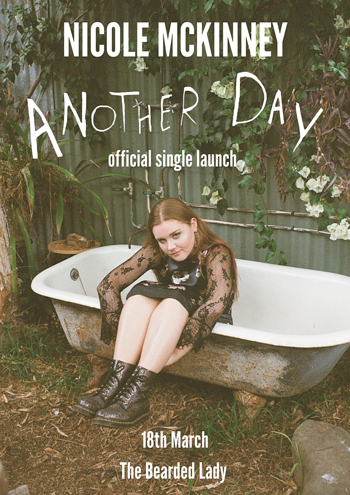 Nicole McKinney, Another Day Single Launch image