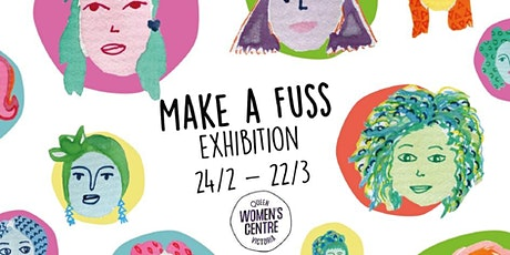 Make a Fuss Party tickets