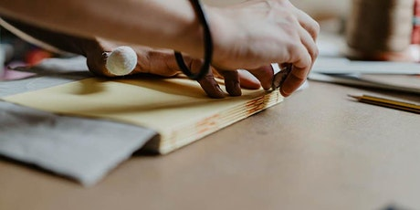 Inglewood Crafternoons- Book Binding 1 tickets