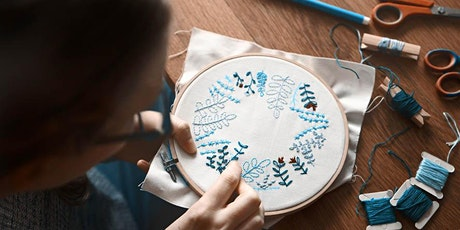 Inglewood Crafternoons- Cross Stitch 3 tickets