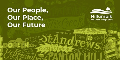 Our People, Our Place, Our Future Online Workshop tickets