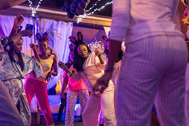 Pop Up Shop: Lingerie vs. Pajama Party Edition image