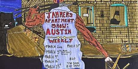 Jammers Apartment Show: Austin tickets