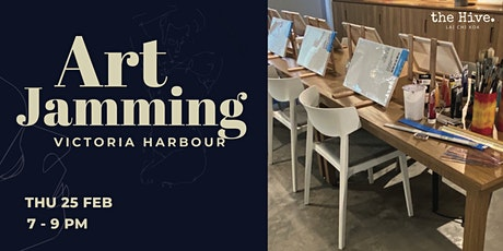 [Postponed] Art Jamming: Victoria Habour tickets