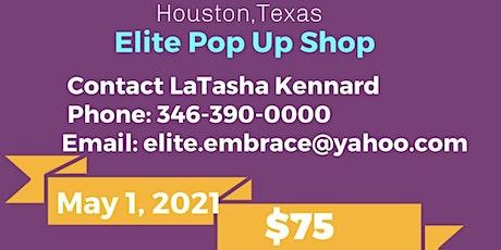 Elite Pop Up Shop tickets