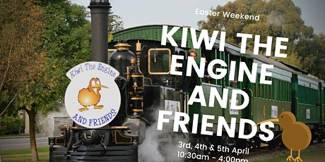 Kiwi The Engine And Friends tickets