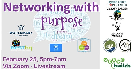 BESThq's:  VIRTUAL Networking with Purpose (2/25) tickets