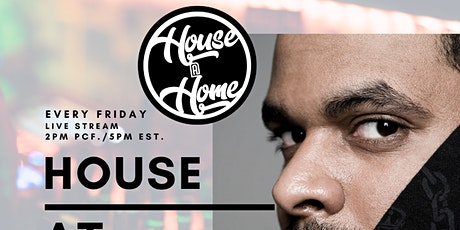House@Home with Mr. V tickets