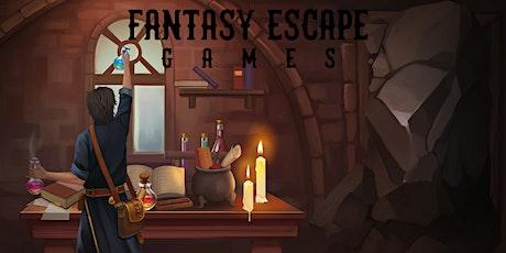 The Dark Tower: Online Escape Room Adventure tickets