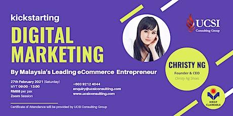 Kickstart Your Digital Marketing Journey tickets