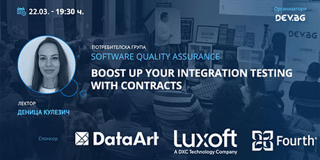 Webinar: QA: Boost up your integration testing with contracts tickets