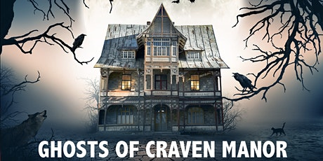 The Ghosts of Craven Manor: Virtual Escape Room Adventure tickets