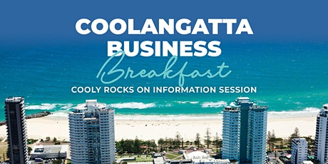 Coolangatta Business Breakfast tickets