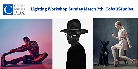 Photography Workshop - Studio Lighting tickets