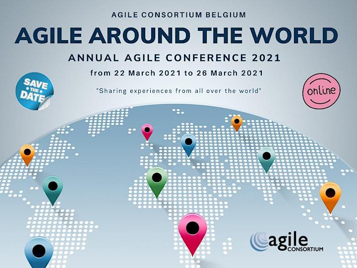 Agile Consortium Belgium Conference 2021 image