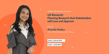 UX Research: Planning Research that Stakeholders Will Love and Approve tickets