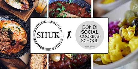 Shakshuka Cooking Class with a Conscience: Guest host SHUK Executive Chef tickets