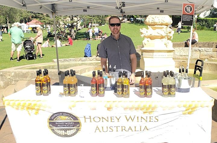 Mead Tasting - Honey Wines Australia image
