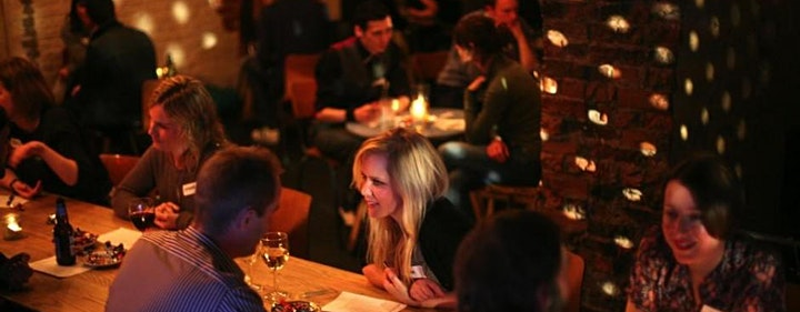 Speed Dating, Complimentary Drink & You! (29 - 49yrs - live music) image