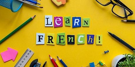 Pep Talk Radio: French Language Meetup (Free French Meetup ) tickets