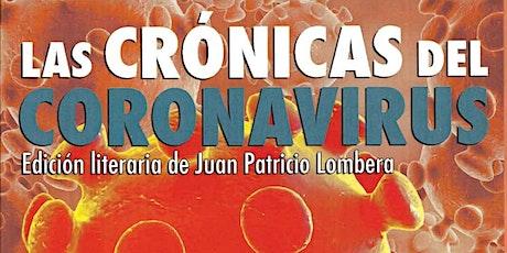 Presentación de libro: Las crónicas del Coronavirus entradas