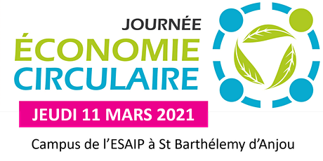Journée Économie Circulaire - Conférence sur la Pollution Plastique billets