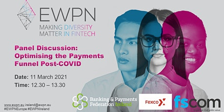 Panel Discussion: Optimising the Payments Funnel Post-COVID tickets
