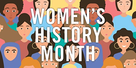 Women's History Month Book Club tickets