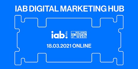 IAB Digital Marketing Hub biglietti
